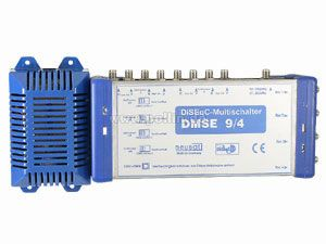 DiSEqC-Multischalter DMSE 9/4