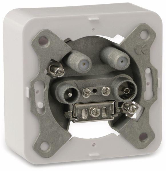 SAT-Doppel-Antennendose - Produktbild 4