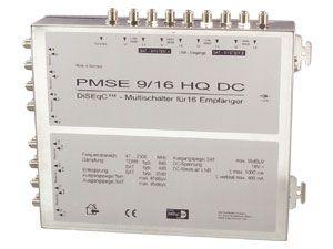 SAT-Multischalter ROTEK MS 9/16 TNQ