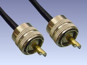 UHF-Verbindungskabel RG58