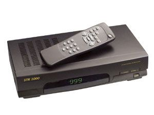 Stereo-Satelliten-Receiver STR-1000