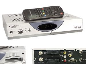 Digital-Receiver NextWave SUC-2500