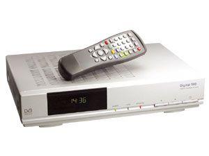 Digital-Receiver Digital 500