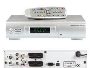 DVB-T-Receiver HE@D HD1000T