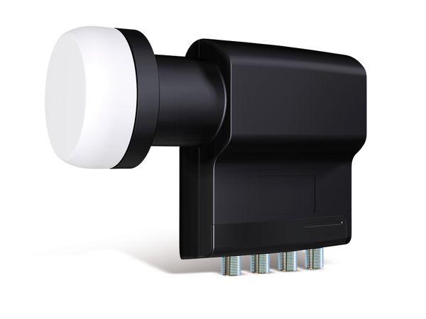 Quatro-LNB INVERTO Black Premium