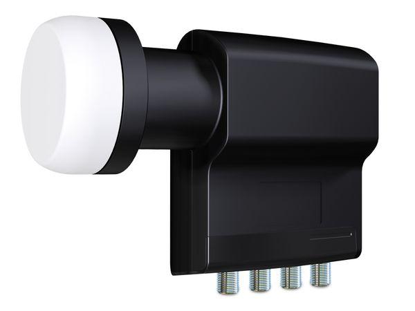 Quad-LNB INVERTO Black Premium