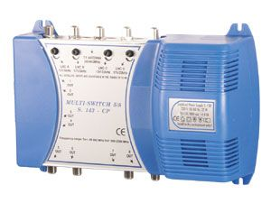 SAT-Multischalter S.143-CP