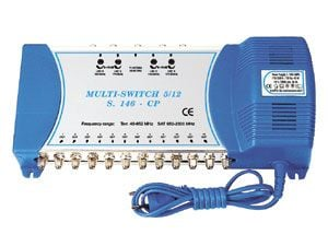 SAT-Multischalter S.146-CP