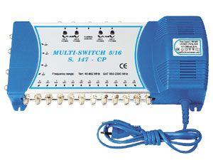 SAT-Multischalter S.147-CP