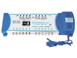 SAT-Multischalter S.150-12-CP