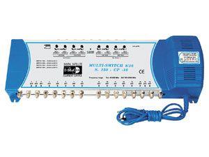 SAT-Multischalter S.150-16-CP