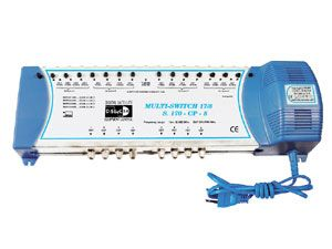 SAT-Multischalter S.170-CP-8