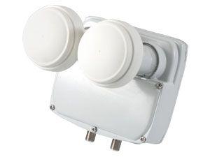 Universal Twin-Monoblock-LNB KOSCOM AT1P