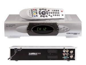 Digital-Receiver Finepass FSR-1000DR