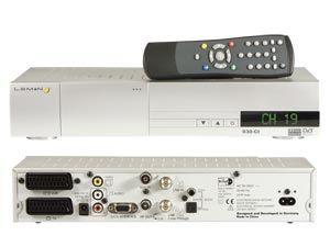 DVB-S Receiver Lemon 030-CI