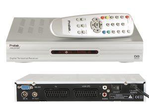 DVB-T Receiver Protek 1002DVBT