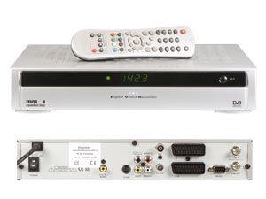 DVB-S Festplatten-Receiver DVR I