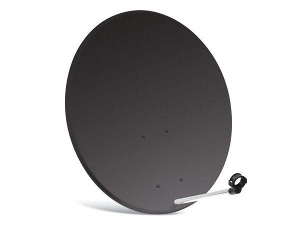 SAT-Spiegel, Aluminium, 60 cm