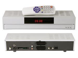 DVB-S Receiver DR8CI