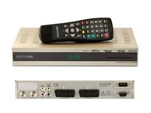 DVB-S Receiver NEOTIONbox 501