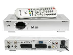 DVB-S Receiver EDISION 2100 FTA