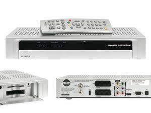 DVB-S HDTV-Receiver HUMAX PR-HD1000