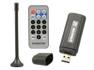 DVB-T USB-Stick FREECOM 25451