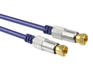 PremiumBlue SAT-Antennenanschlusskabel 75 Ω