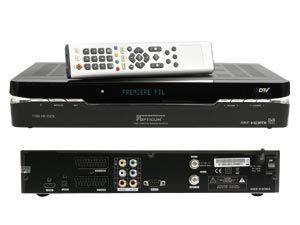 DVB-S HDTV-Receiver OPTICUM 7700 HD CICX