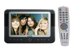 LCD-DVB-T-Fernseher Zelo T8