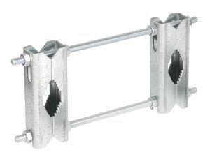 Doppelrohrhalter - Produktbild 1