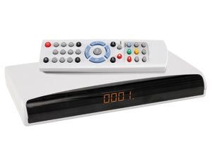 SAT/DVB-T Kombi-Receiver DR200ST