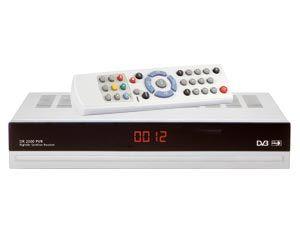 DVB-S Festplatten-Receiver DR2000PVR