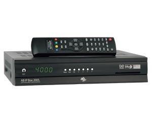 DVB-S Linux-Receiver AB IPBox 200S, B-Ware - Produktbild 1