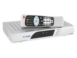 DVB-T Receiver COMAG SL35T - Produktbild 1