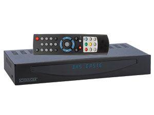 DVB-S Festplatten-Receiver SCHWAIGER PVR - Produktbild 1