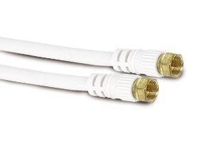 SAT-Antennenanschlusskabel, 2x F-Stecker