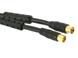 Antennen-Anschlusskabel 75 Ω