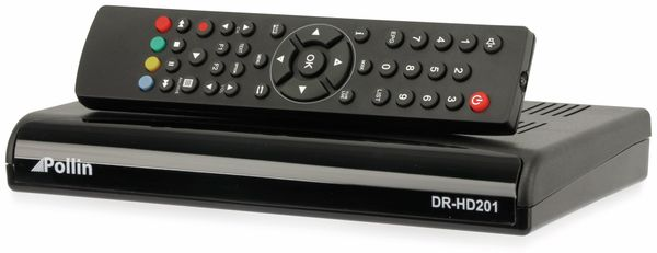 SAT HDTV-Receiver DR-HD201 PVRready - Produktbild 2