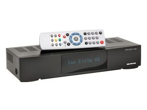 SAT Twin-HDTV-Receiver DR3002HD, PVRready - Produktbild 1