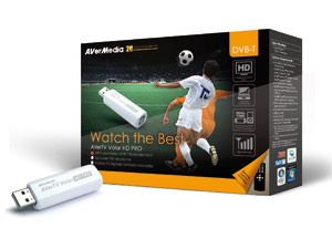 DVB-T USB-Stick AVERMEDIA AVERTV VOLAR HD PRO