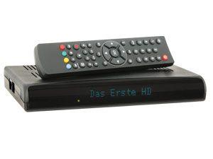 SAT HDTV-Receiver DR-HD301 VFD, PVRready - Produktbild 1