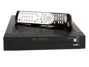 SAT Hybrid-HDTV-Receiver mit HD+ SMART CX10 - Produktbild 1