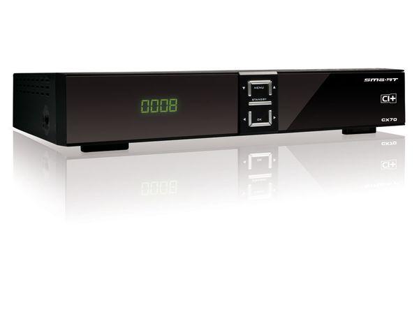DVB-C HDTV-Receiver SMART CX70, PVRready, CI+ - Produktbild 1