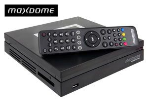 HDTV Hybrid-Receiver MAXDOME MediaCenter, 160 GB - Produktbild 1