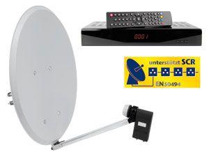 HDTV SCR-Komplettpaket PREMIUM, mit Twin-Receiver - Produktbild 1