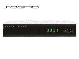 DVB-S HDTV-Receiver SOGNO HD800, PVRready - Produktbild 1