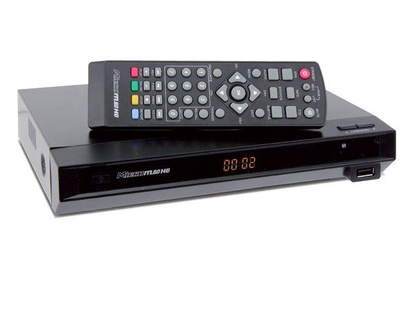 DVB-S HDTV-Receiver MICRO M80 HD, PVRready - Produktbild 1