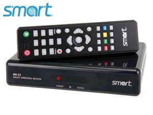 DVB-T Receiver SMART MX52, PVRready - Produktbild 1