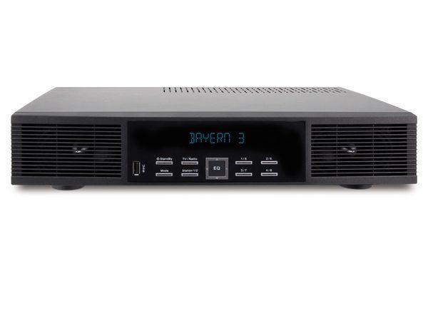 SAT HDTV-Receiver mit Soundsystem DR8000HIFI, PVRready - Produktbild 1
